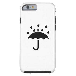 私の傘のピクトグラムのiPhone6ケースの下 ケース