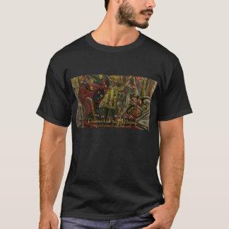 私の傷害への予感 Tシャツ