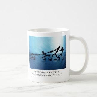 私の兄弟の看守 コーヒーマグカップ