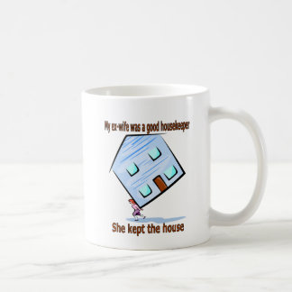 私の先妻はよい主婦でした コーヒーマグカップ