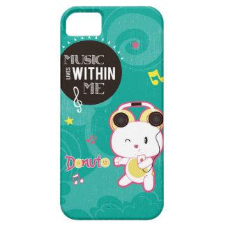 私の内の音楽生命 iPhone SE/5/5s ケース