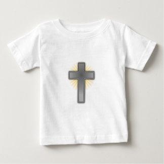 私の十字 ベビーTシャツ