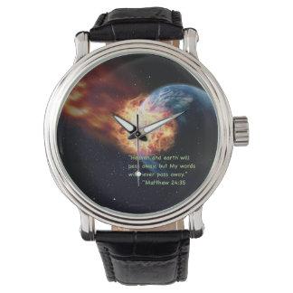 """""""私の単語"""" 腕時計"""
