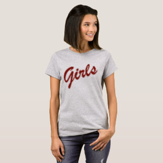 私の友人からの女の子のTシャツ Tシャツ