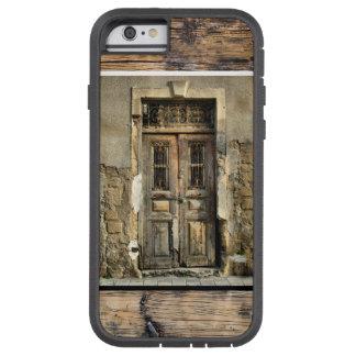 私の古い木のドア TOUGH XTREME iPhone 6 ケース