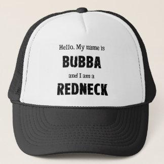 私の名前はBubbaです キャップ