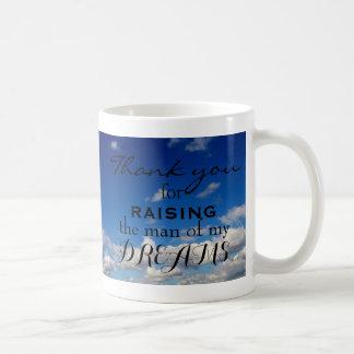 私の夢の人 コーヒーマグカップ