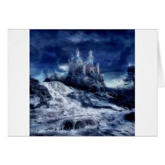 私の夢の城 カード