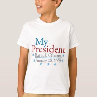 私の大統領(バラック・オバマ) Tシャツ