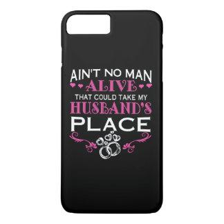私の夫の場所を取って下さい iPhone 8 PLUS/7 PLUSケース