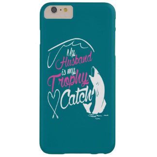 私の夫は私のトロフィの捕獲物です BARELY THERE iPhone 6 PLUS ケース