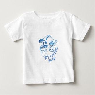 私の好奇心が強い自己 ベビーTシャツ