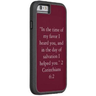 """""""私の好意の時で"""" IPhone6/6Sの携帯電話カリフォルニア Tough Xtreme iPhone 6 ケース"""