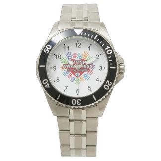 私の娘のための自閉症の認識度 腕時計