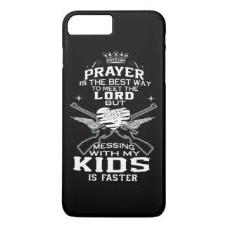 私の子供と台なしになること iPhone 8 PLUS/7 PLUSケース