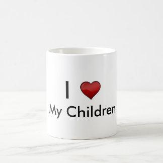 私の子供 コーヒーマグカップ