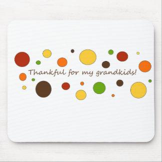 私の孫のために感謝している マウスパッド