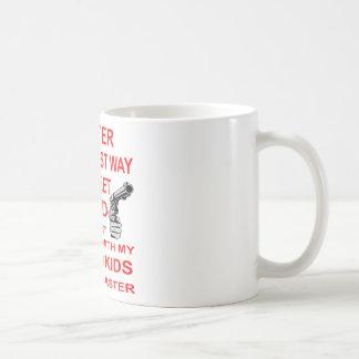 私の孫及び大会の神との混乱 コーヒーマグカップ