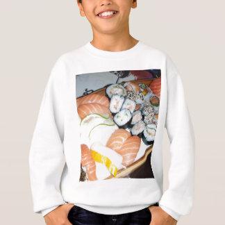 私の寿司の夢 スウェットシャツ