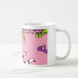 私の小さい大蛇のマグ コーヒーマグカップ