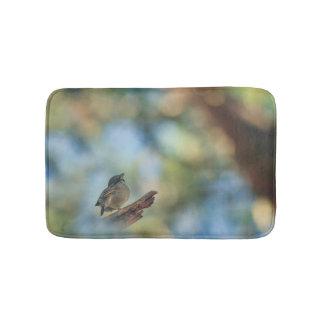 私の小さい鳥 バスマット