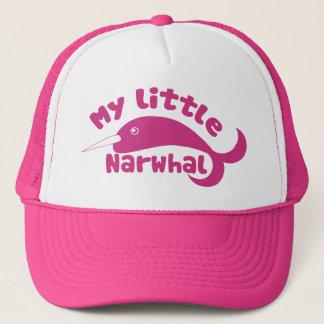 私の小さいNarwhal キャップ