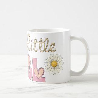 私の小さな女の子のマグ コーヒーマグカップ