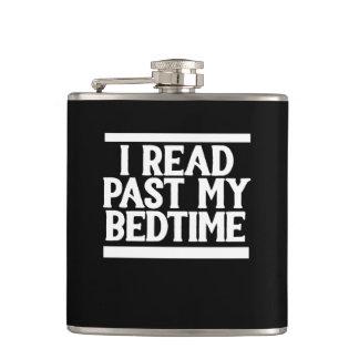 私の就寝時間を過ぎて読まれるI フラスク