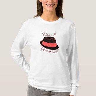 私の帽子 Tシャツ