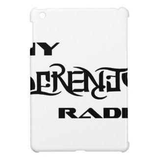 私の平静のラジオの製品サポートの獣医 iPad MINIケース