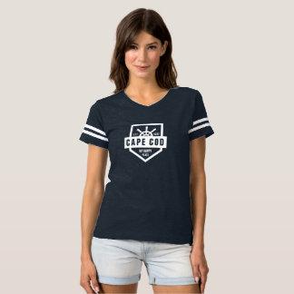 私の幸せな場所-ケープコッドの夏のTシャツ Tシャツ