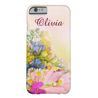 私の幸福の花束 BARELY THERE iPhone 6 ケース