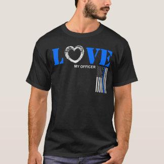 私の役人を愛して下さい Tシャツ