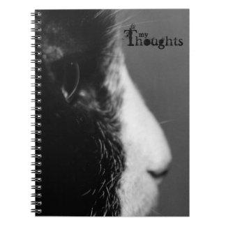 私の思考のノート ノートブック