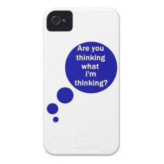 私の思考 Case-Mate iPhone 4 ケース