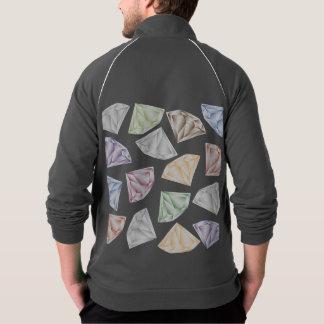 私の恋人のためのカラフルなダイヤモンド ジャケット