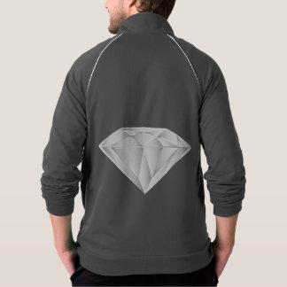 私の恋人のための白いダイヤモンド ジャケット