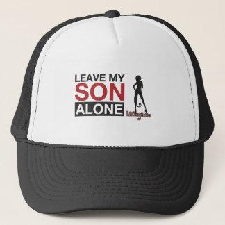 私の息子に女性だけの帽子を残して下さい キャップ