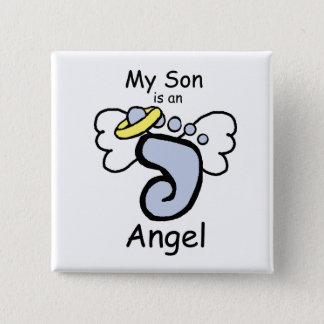 私の息子は天使Pinです 缶バッジ