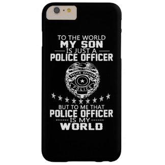私の息子は警官です BARELY THERE iPhone 6 PLUS ケース