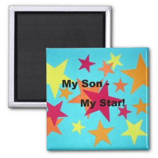 私の息子、私の星 マグネット