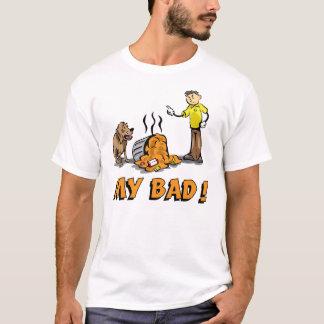 私の悪い犬 Tシャツ