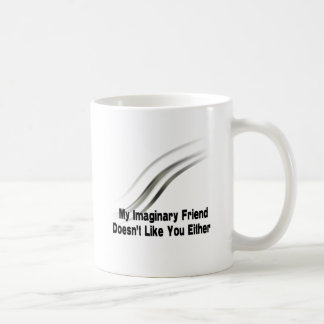 私の想像友人 コーヒーマグカップ