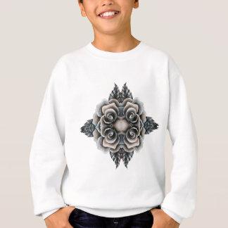 私の愛のためのバラ スウェットシャツ