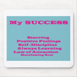 私の成功Poster.jpg マウスパッド