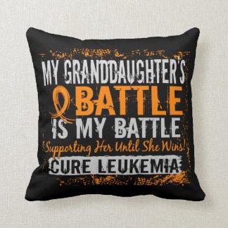 私の戦い余りに2つの白血病の孫娘 クッション