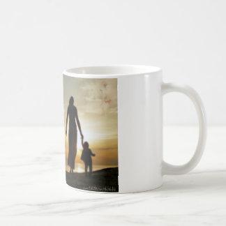 私の手に私の生命を妊娠中絶反対のマグ取らないで下さい コーヒーマグカップ