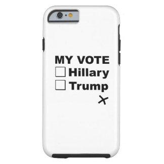 私の投票 ケース
