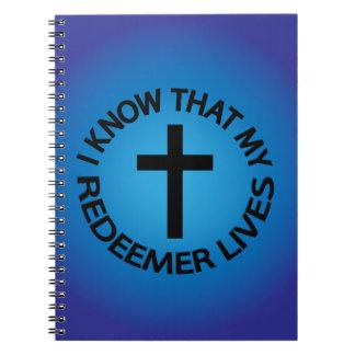私の救い主の生命 ノートブック