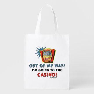 私の方法カジノから エコバッグ
